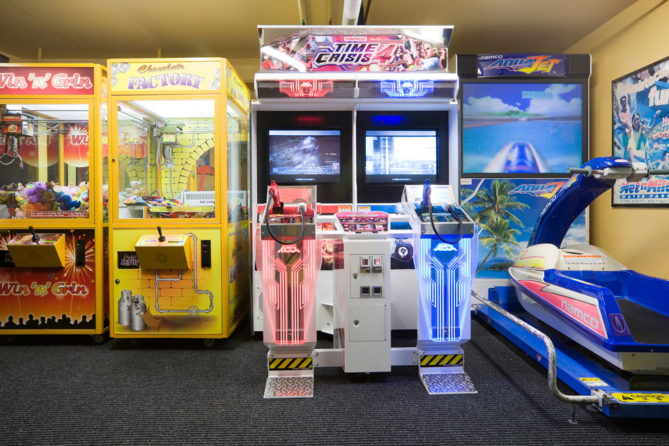 BreakFree Diamond Beach Kids games room