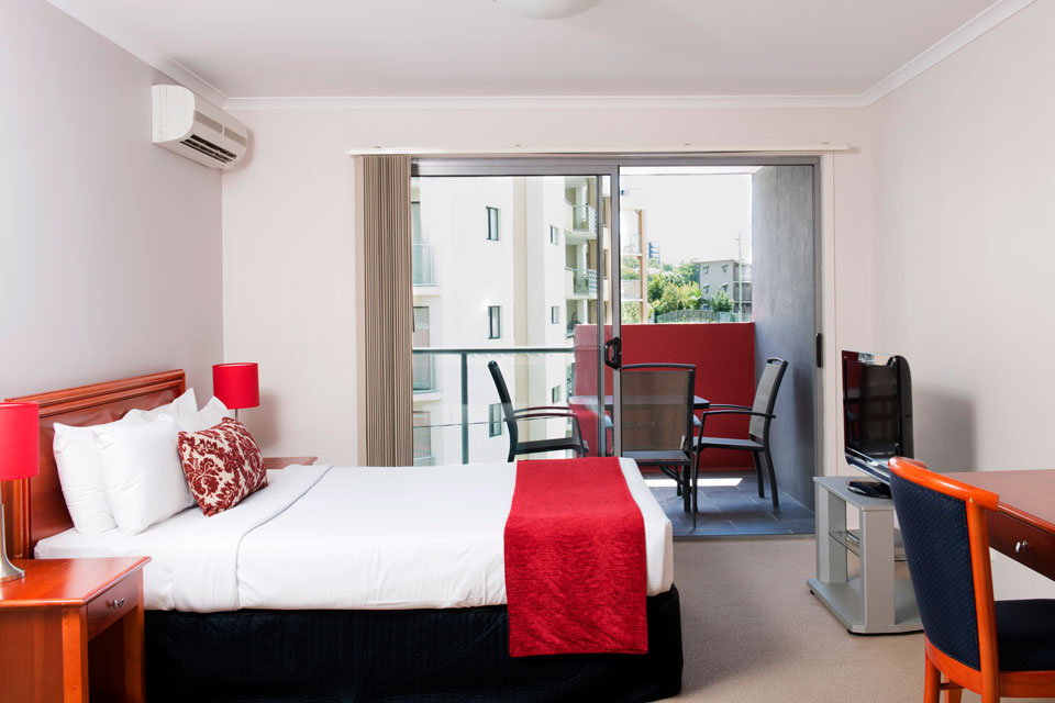 BreakFree Fortitude Valley - Accommodation